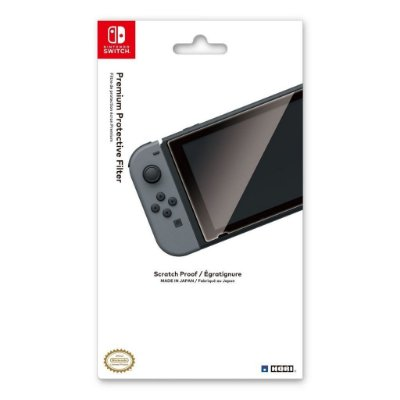 Película Para Switch Hori - Nintendo Switch