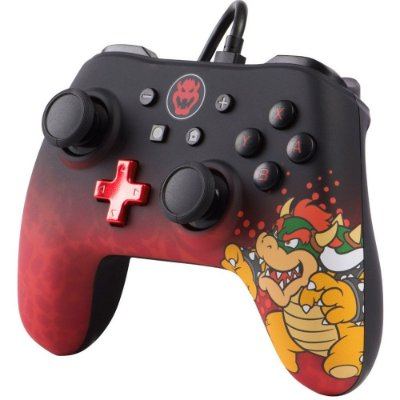 Controle Power A Bowser - Nintendo Switch