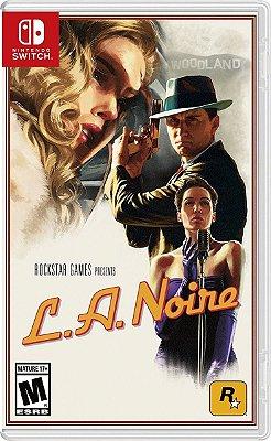 L.A Noire - Nintendo Switch