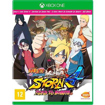 Naruto Shippuden - Ultimate Ninja Storm 4 Road To Boruto - Xbox One