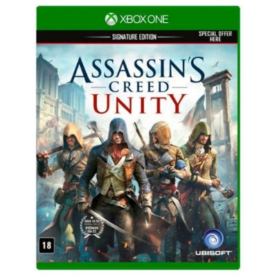 Assassin's Creed - Unity - Xbox One