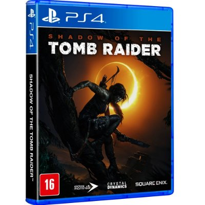 Shadow Of The Tomb Raider - DISPONÍVEL - PS4