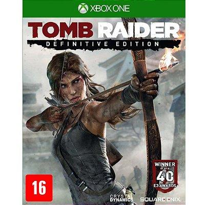 Tomb Raider - Xbox One