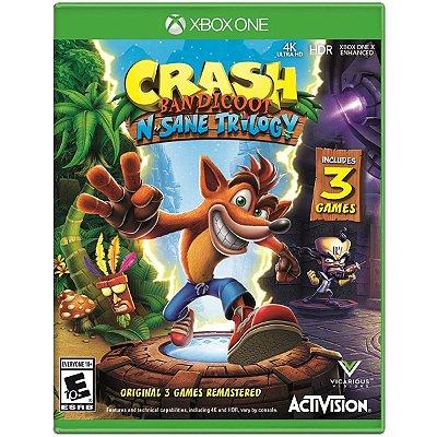 Crash Bandicoot N' Sane Trilogy - Xbox One