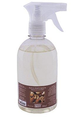 Água Perfumada Sementes Gourmet 500ml Frasco Inquebrável com Gatilho Borrifador
