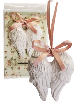 Sachê Perfumado Gesso Asas de Anjo Bamboo Blend