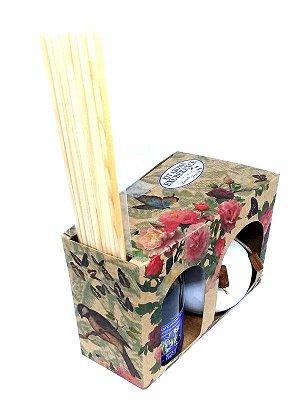 Difusor de Aromas Exuberance Lavanda Francesa 315ml - Kit Presente