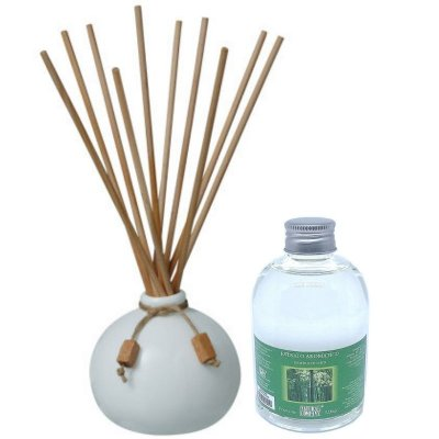 Difusor de Aromas Exuberance Bamboo Blend 315ml - Kit Presente