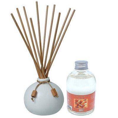 Difusor de Aromas Exuberance Âmbar Real 315ml - Kit Presente
