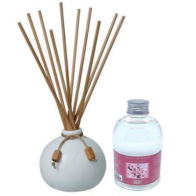 Difusor de Aromas Exuberance Flor de Cerejeira 315ml - Kit Presente