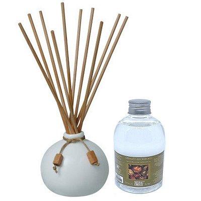 Difusor de Aromas Exuberance Madeira com Especiarias 315ml - Kit Presente