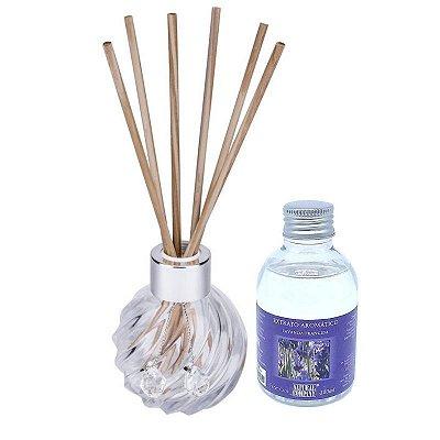 Difusor de Aromas La Plata Lavanda Francesa 120ml - Kit Presente