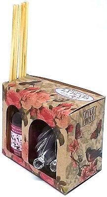 Difusor de Aromas La Plata Flor de Cerejeira 120ml - Kit Presente