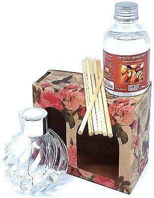 Difusor de Aromas La Plata Sementes Gourmet 120ml - Kit Presente