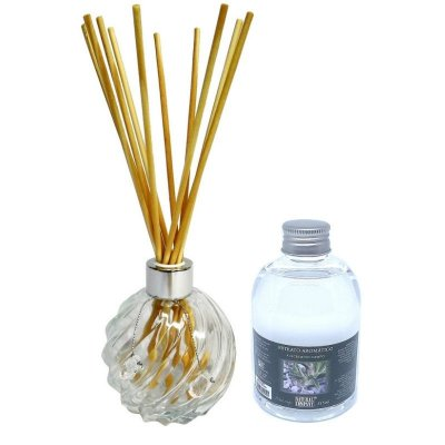 Difusor de Aromas La Plata Alecrim do Campo 315 ml - Kit Presente