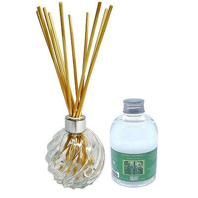 Difusor de Aromas La Plata Bamboo Blend 315 ml - Kit Presente