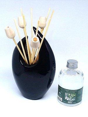 Difusor de Aromas New Way Preto 315 ml.