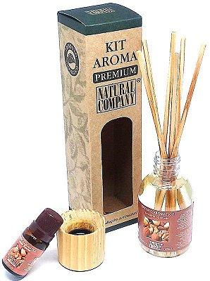 Kit Aroma Premium Estação do Ano Sementes Gourmet - Nota do Outubro/Inverno - 3 Produtos no Kit
