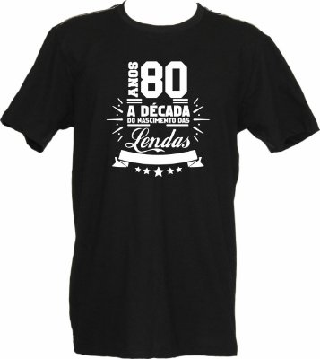 Década 80 Lenda