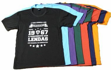 1967 Lenda Colorida
