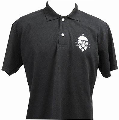 Camisa Pólo com a sua marca