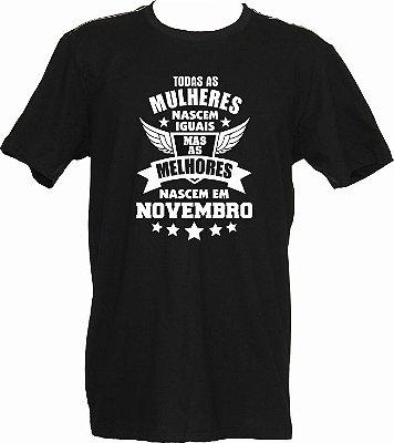 MULHERES DE NOVEMBRO