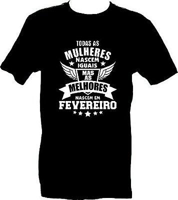 MULHERES DE FEVEREIRO