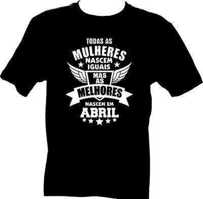 MULHERES DE ABRIL