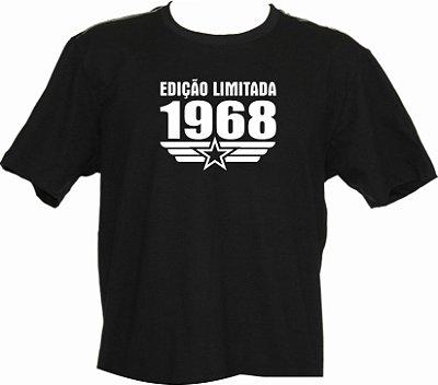Camiseta Lenda 1968 Edição Limitada