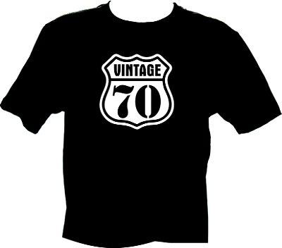 Camiseta Vintage 70