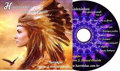 CD HISTORINHAS PRA GENTE GRANDE VOL. 02