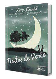 Livro Noites de Verão - Coletânea de Contos e Crônicas do blog Causos & Prosas
