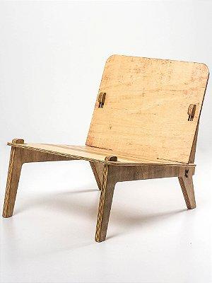 Cadeira Baixa Netuno