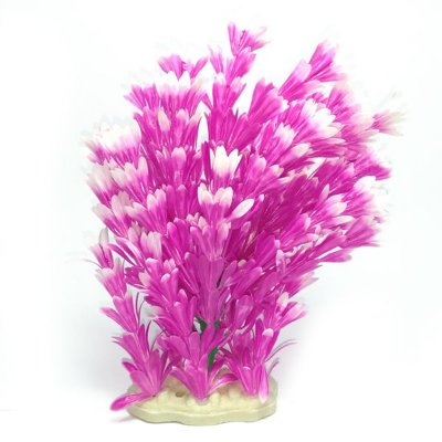 Enfeite de Aquário Lester Planta Plástica 10013
