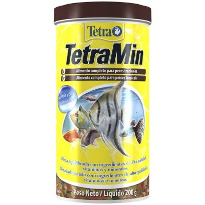 Ração Tetra TetraMin Flakes 200g