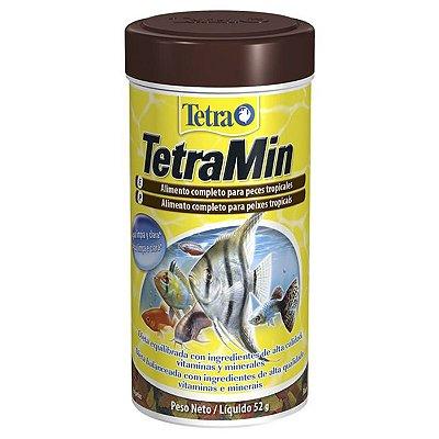 Ração Tetra TetraMin Flakes 52g