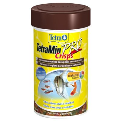Ração Tetra TetraMin Pro Crisps 22g