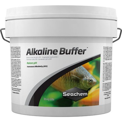 Regulador de pH Seachem Alkaline Buffer 4kg