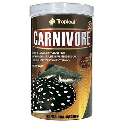Ração Tropical Carnivore 600g