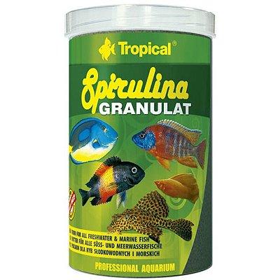 Ração Tropical Spirulina Granulat 44g