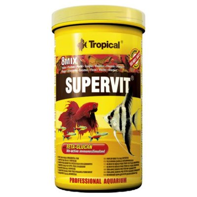 Ração Tropical Supervit Flakes 12g