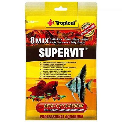 Ração Tropical Supervit Flakes Sachê 12g