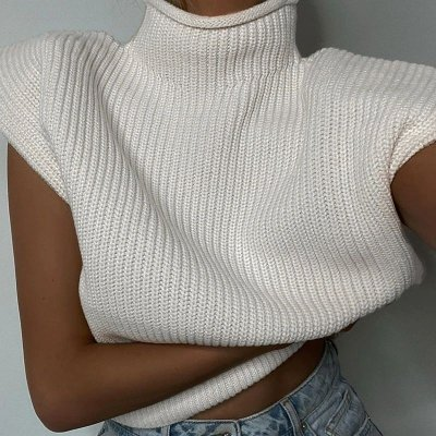 Blusa Colete Style - 4 cores