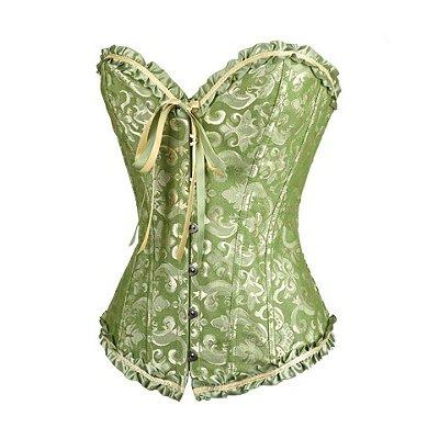 Corselet Verde