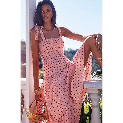Vestido Summer com Amarração - 5 cores