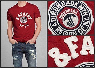 T-Shirt Masculina - Vermelha