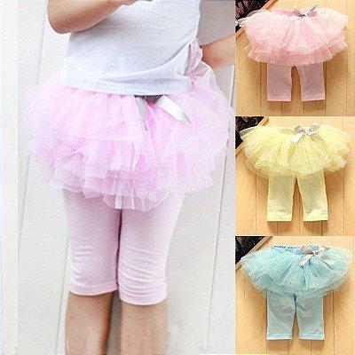 Calça Bailarina - 3 cores