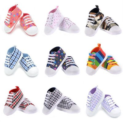 Tênis Baby Fashion - 9 cores