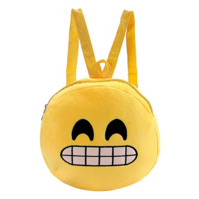 Mochila Emoji Sorridente