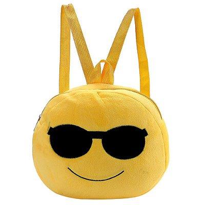 Mochila Emoji Óculos